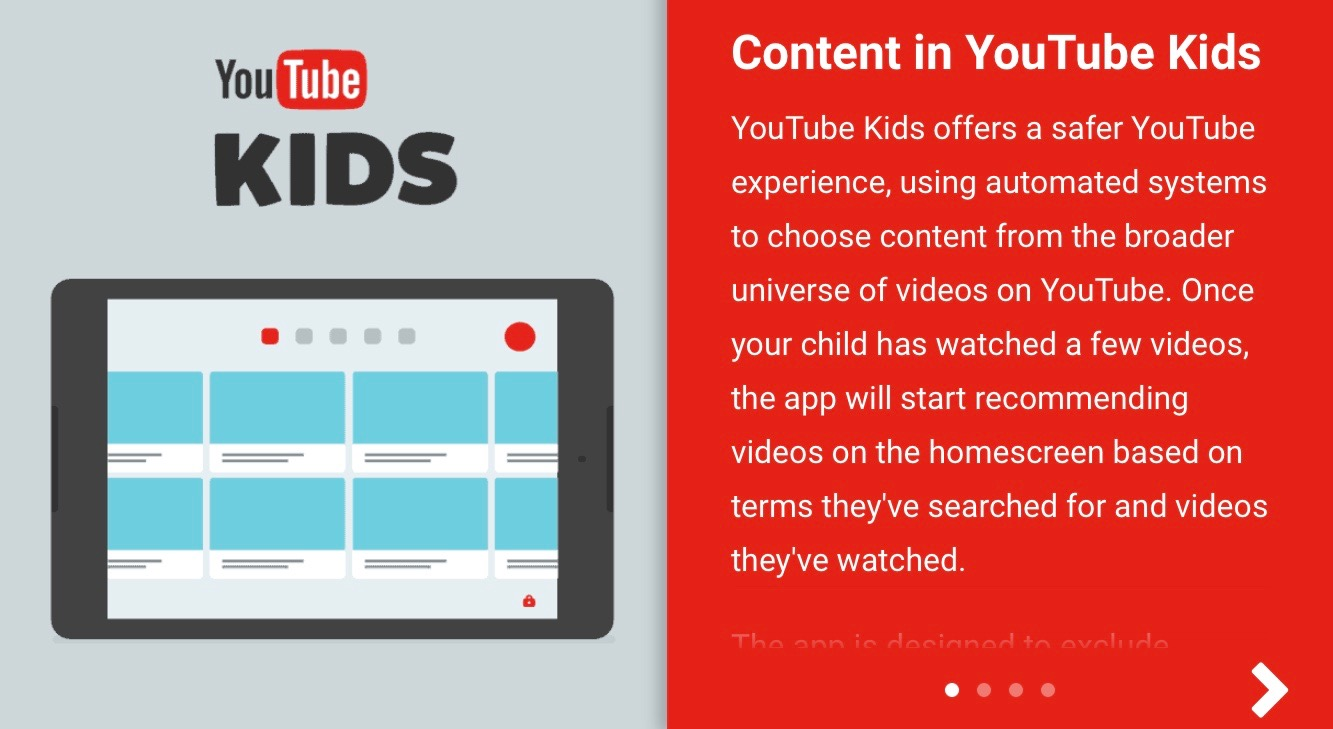 YouTube Kids - YouTube Kids para iOS e Android - iHowTo Tips
