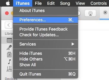 min iPhone 5 brukar ansluta till iTunes