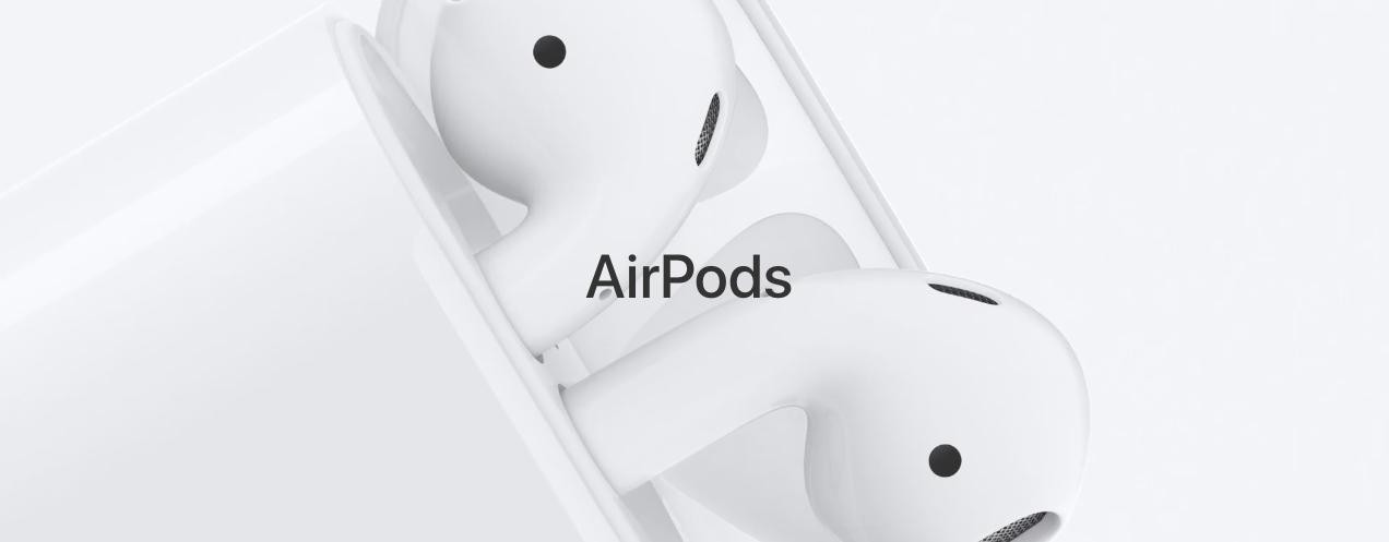 AirPods - svetapple.sk