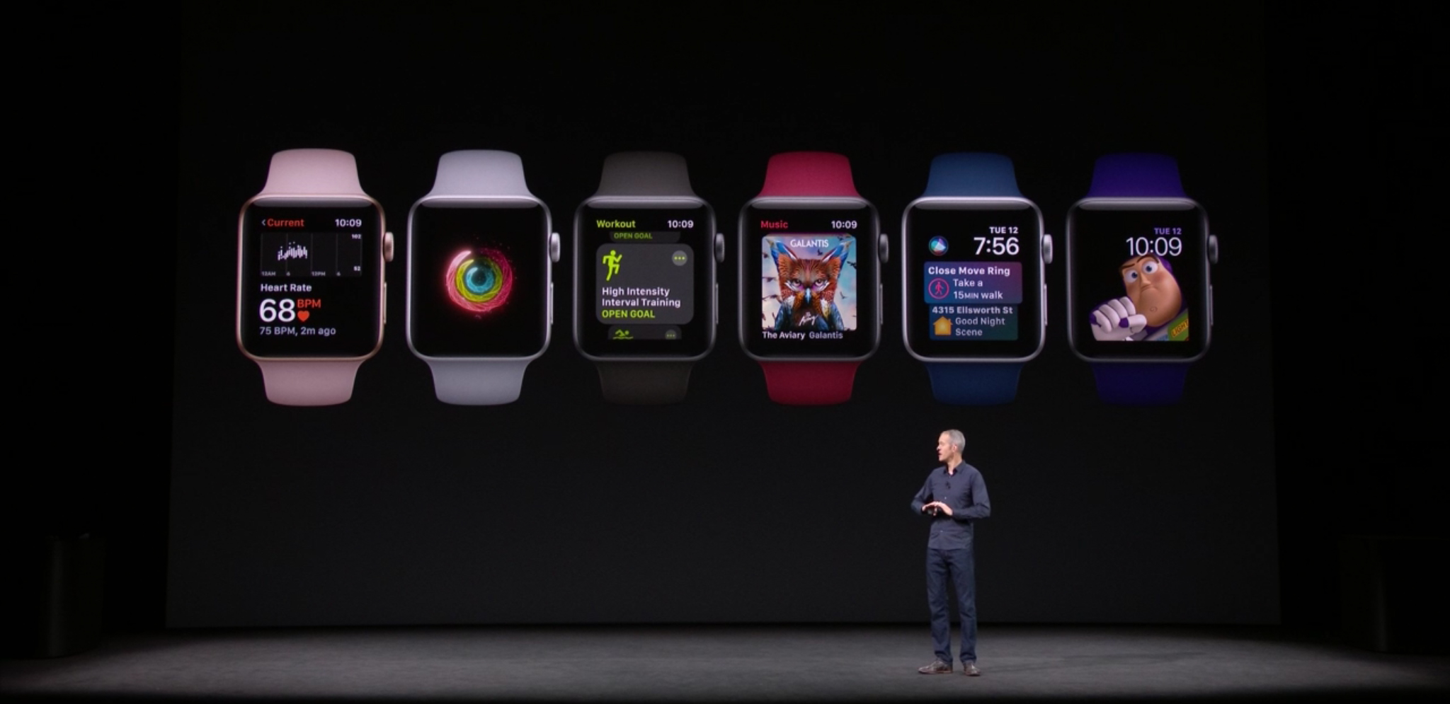 how to find iphone from apple watch