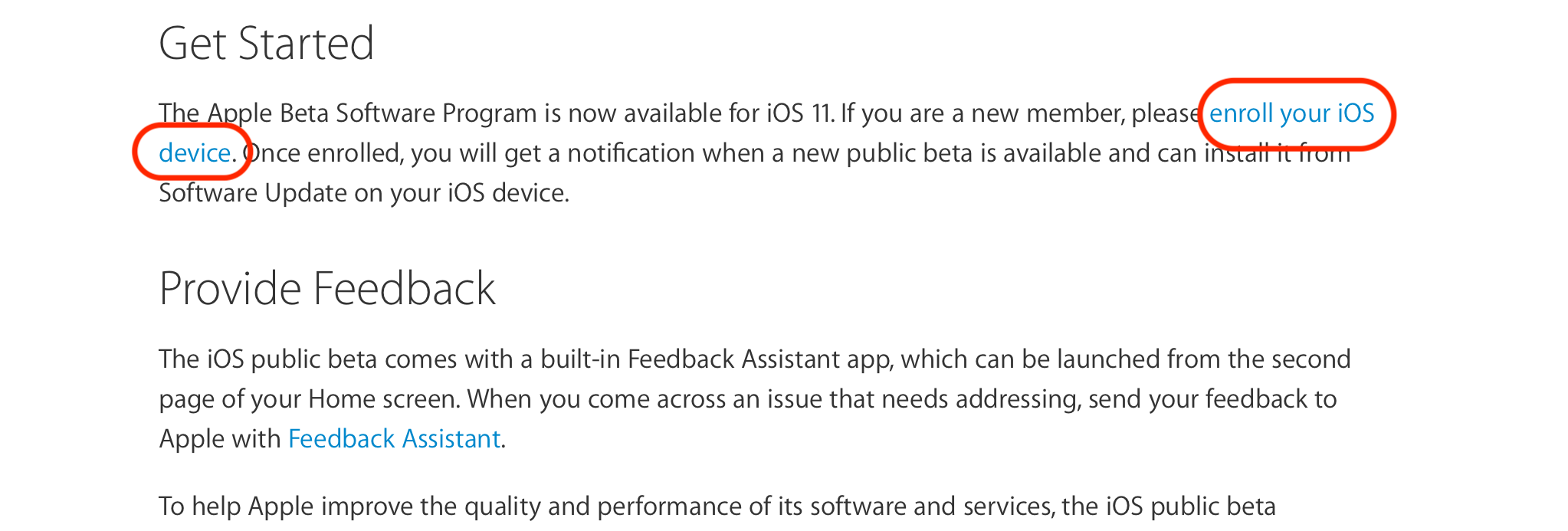IOS Beta Installation Guide on iPhone, iPad, and iPod Touch (iTunes