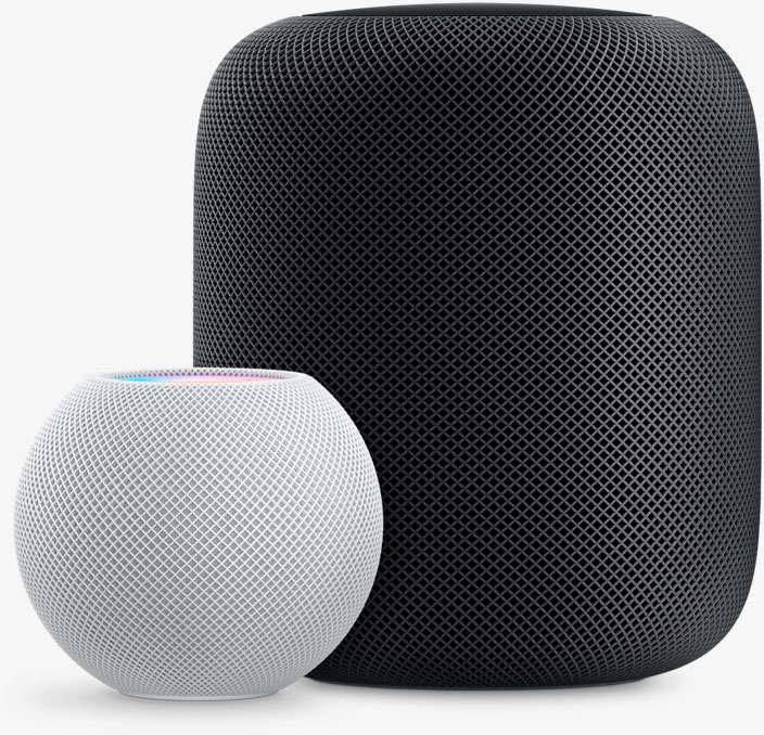 HomePod mini vs. HomePod